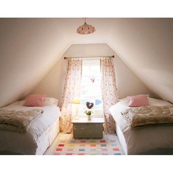 Seaton Lodge ~ Bedroom four