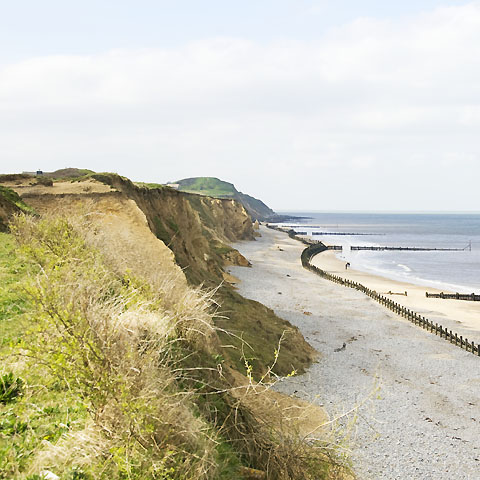 West Runton golf course